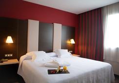 Hotel Agustinos - ปัมโปนา - ห้องนอน