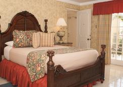 Polkerris Bed & Breakfast - อ่าวมอนเทโก - ห้องนอน