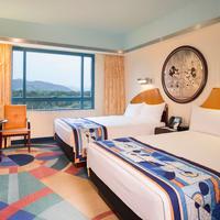 Disney's Hollywood Hotel Guestroom