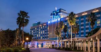 Disney's Hollywood Hotel - ฮ่องกง - อาคาร