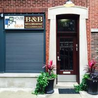 House 5863- Chicago's Premier Bed And Breakfast Hotel Entrance