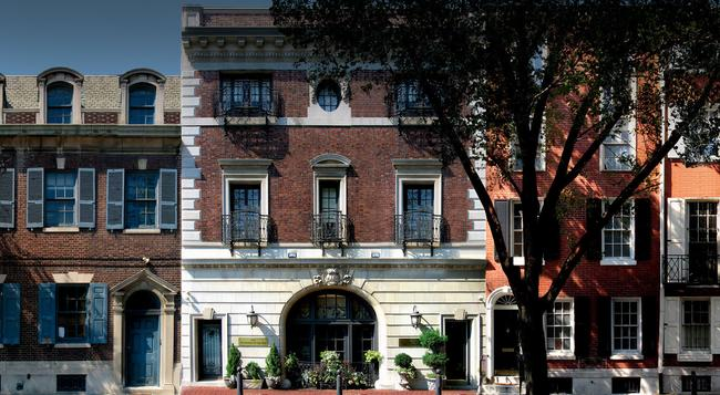Rittenhouse 1715, A Boutique Hotel - Philadelphia - Building