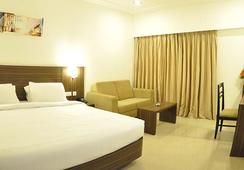 Hotel Midcity - วิจายาวาดา - ห้องนอน