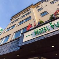 Novum Hotel Flora Düsseldorf Exterior