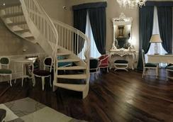 Dimora Bellini Luxury Hotel - ปาแลร์โม - ล็อบบี้