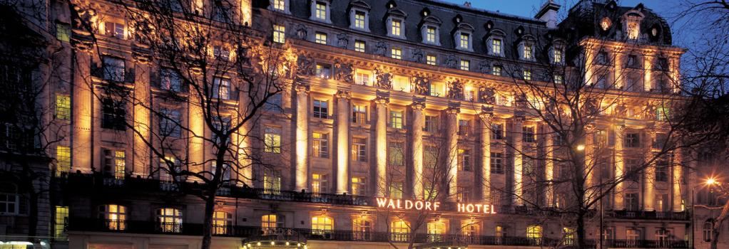 The Waldorf Hilton, London - London - Building