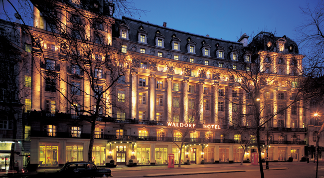 The Waldorf Hilton, London - London - Building