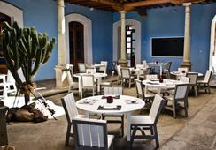 Hotel Azul de Oaxaca - โอ็กซากา - ร้านอาหาร