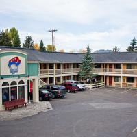 Painted Buffalo Inn Hotel Front