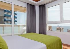 Hotel Benidorm Plaza - เบนิดอร์ - ห้องนอน