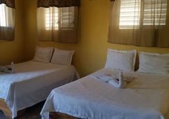 Aparta Hotel Tiempo - ซันโตโดมิงโก - ห้องนอน