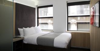 The Z Hotel Piccadilly - ลอนดอน - ห้องนอน