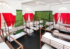 Rest Up London - Hostel - ลอนดอน - ห้องนอน
