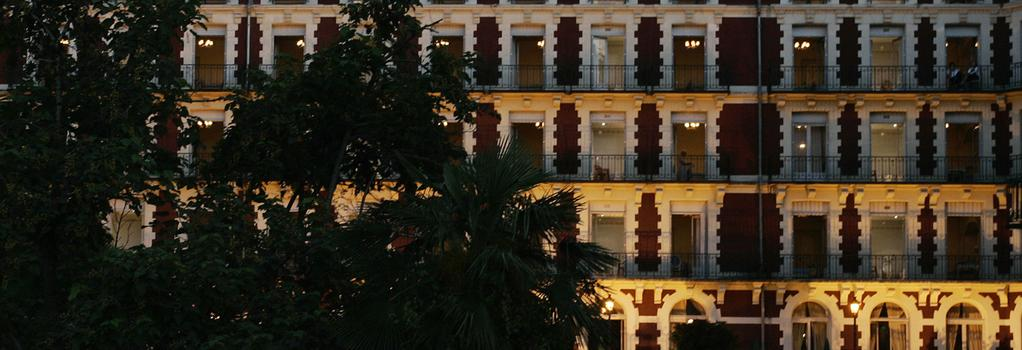 Grand Hotel Gallia & londres - Lourdes - Building