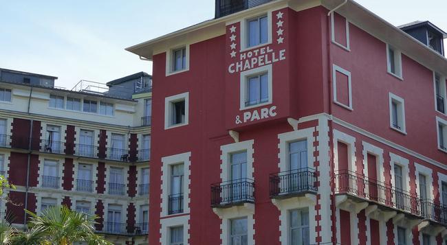 Hotel Chapelle et Parc - Lourdes - Building