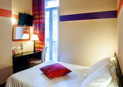 Hotel Saint Sauveur - ลูร์ด - ห้องนอน
