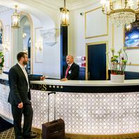 Grand Hotel Gallia & londres Reception