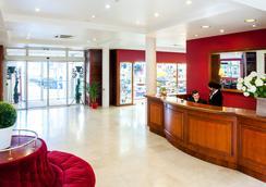 Hotel Saint Sauveur - ลูร์ด - ล็อบบี้