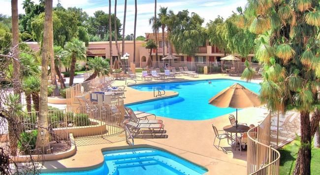 Ramada Mesa Phoenix East Area - Mesa - Pool