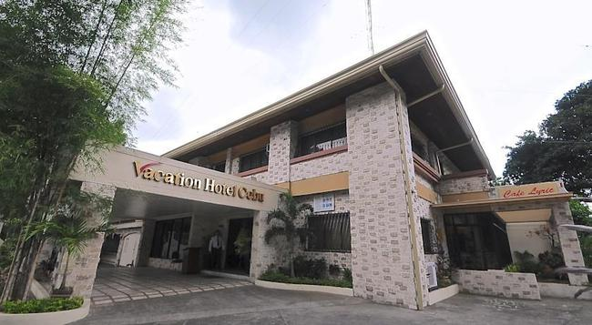 Vacation Hotel Cebu - Cebu City - Building