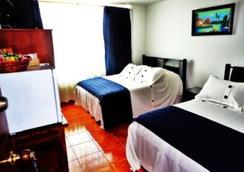 Hotel Casa Sarita - โบโกตา - ห้องนอน
