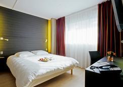 Oceania Quimper - แกงแปร์ - ห้องนอน
