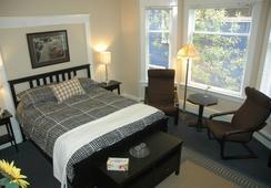 Douglas Guest House - แวนคูเวอร์ - ห้องนอน