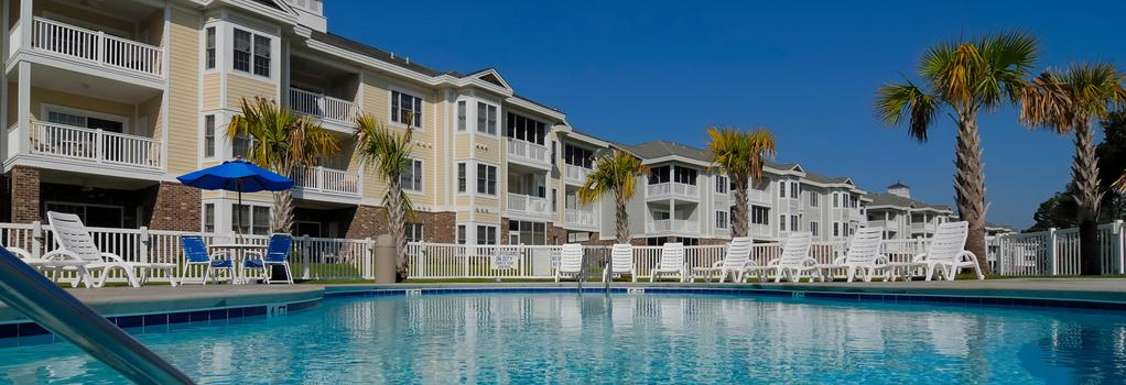 Myrtlewood Villas - Myrtle Beach - Building
