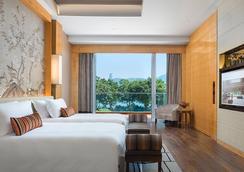 The Olympian Hong Kong - ฮ่องกง - ห้องนอน