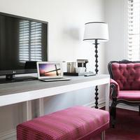 Tilden Hotel Guest room