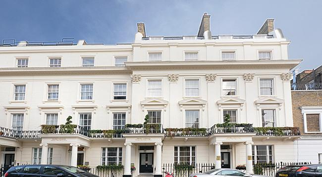 Paddington Court Executive Rooms - London - Building