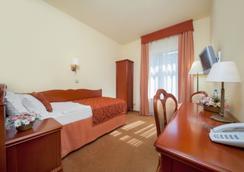 Hotel Europejski - วรอกลอว์ - ห้องนอน