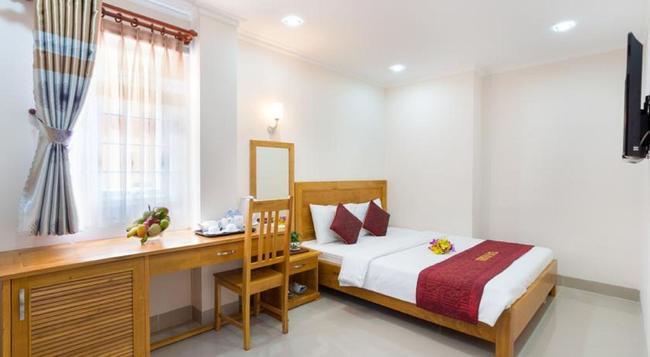 Thien Hai Hotel - Ho Chi Minh City - Bedroom