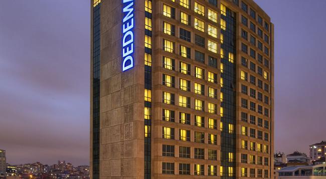 Dedeman Bostanci Istanbul Hotel & Convention Center - Istanbul - Building