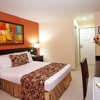 Hotel Arizona Suites Guest room