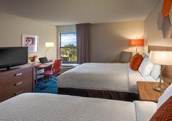 Fairfield Inn Las Vegas Airport - ลาสเวกัส - ห้องนอน