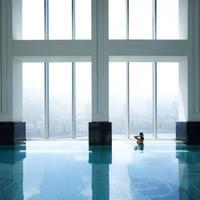 The Ritz-Carlton, Shanghai Pudong Guestroom View