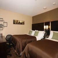 Hotel Richland New York Guestroom