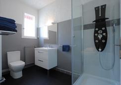 Hotel Italia - ทัวร์ - ห้องน้ำ