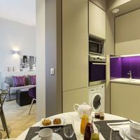 Citadines Opéra Paris In-Room Kitchen
