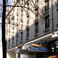 Citadines Les Halles Paris Hotel Front