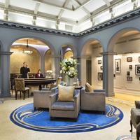 La Clef Louvre Paris Lobby