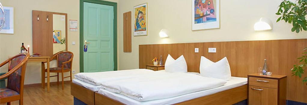 Juncker's Hotel Garni - Berlin - Bedroom