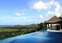 เดอะพาวิลเลี่ยนส์ ภูเก็ต - Choeng Thale - สระว่ายน้ำ