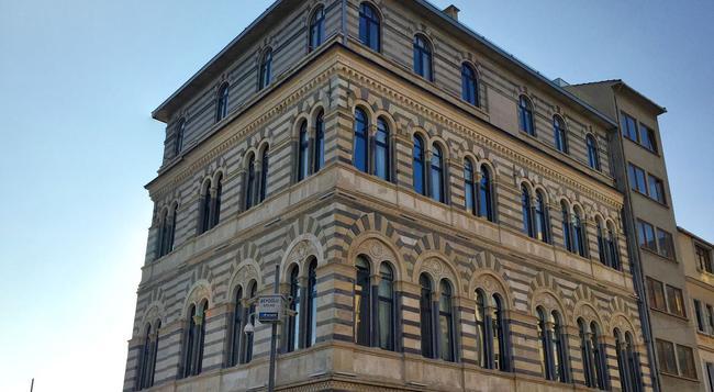 Nordstern Hotel Galata - Istanbul - Building