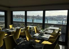 Nordstern Hotel Galata - อิสตันบูล - ร้านอาหาร