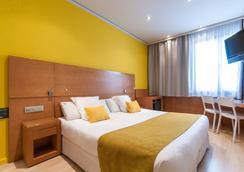 Hotel Reding Croma - บาร์เซโลน่า - ห้องนอน