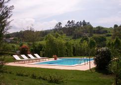 Palacio García Quijano - ซานตานเดร์ - สระว่ายน้ำ