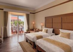 Sokha Siem Reap Resort & Convention Center - เสียมเรียบ - ห้องนอน