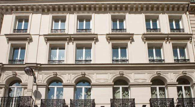 Nell Hotel & Suites (Residence Nell) - Paris - Building